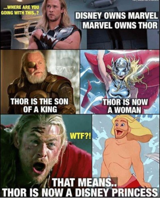 Top 51 Funny Marvel Memes 23