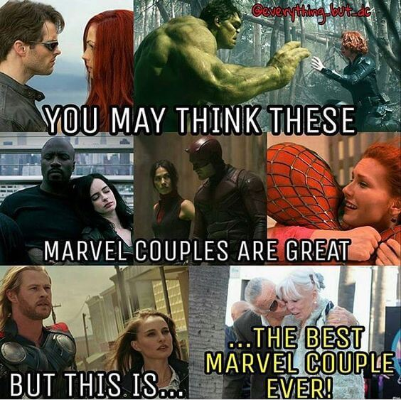 Top 51 Funny Marvel Memes 32
