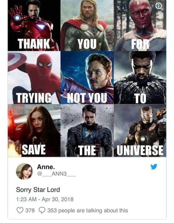 Top 51 Funny Marvel Memes 8
