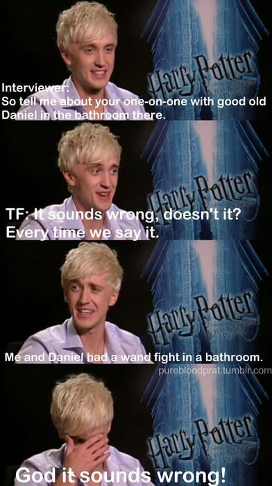Dirty Harry Potter Memes 1