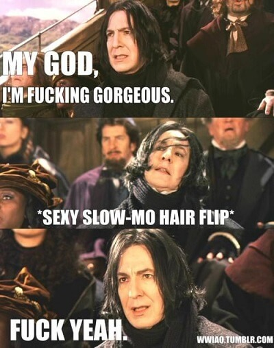 Dirty Harry Potter Memes 16