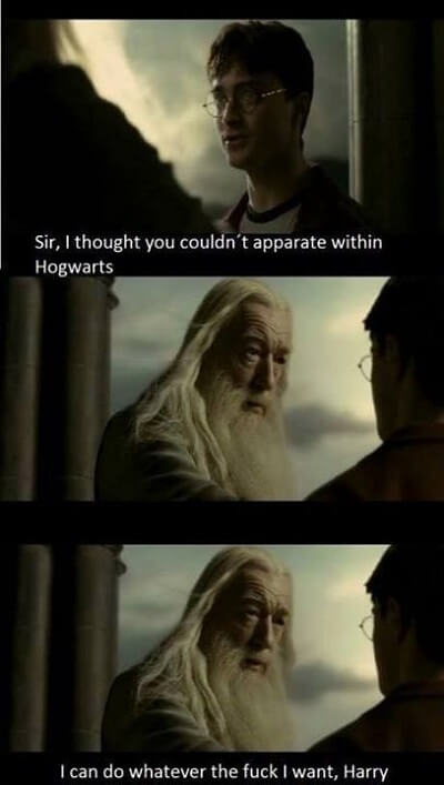 Dirty Harry Potter Memes 26