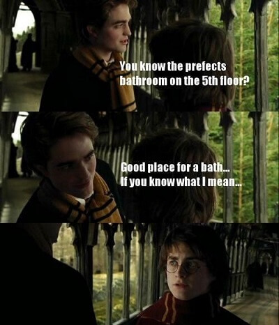 Dirty Harry Potter Memes 28