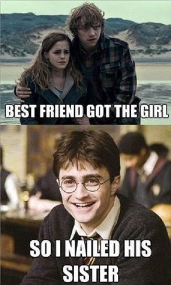 Dirty Harry Potter Memes 29