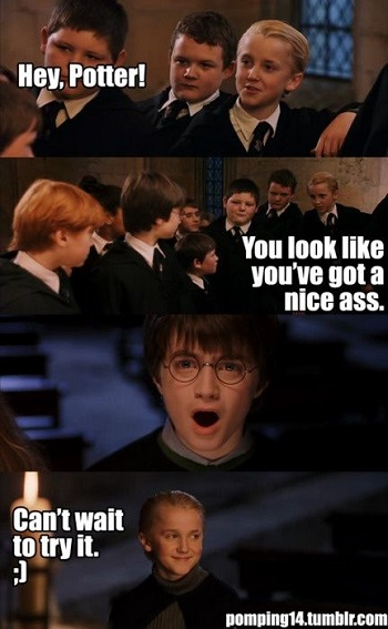 Dirty Harry Potter Memes 3