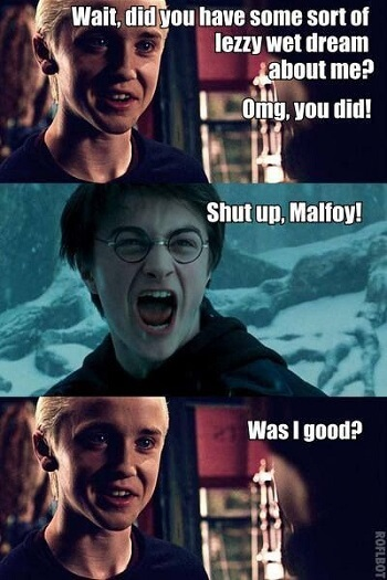 Dirty Harry Potter Memes 4